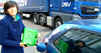 UK: Fuel shortage chaos, panic buying empties thousands of petrol stations