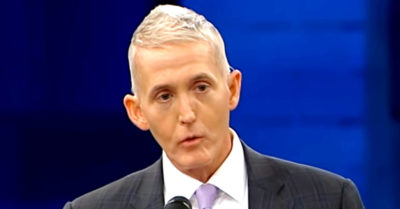 Cities paying criminals to not commit crime is 'extortion' says former GOP Rep. Gowdy