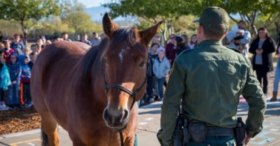 Horse mounted border agents might not be punished for Haitian migrant photos