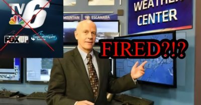 Michigan TV weatherman fired for declining COVID vaccine