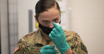 Republican bill mandates ban on 'dishonorable discharges' for military members who choose not to vaccinate