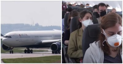 Delta Airlines put maskless passengers on a national 'no-fly' list, asking other airlines to share ban lists