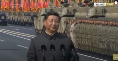 China's president inspects secret facility and orders army to prepare for war