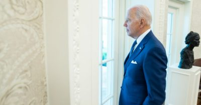 60 percent of polled North Carolinians say Biden is leading US afoul