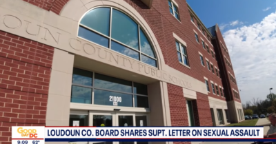 Email reveals Loudoun County school board  informed of sexual assault the day it happened