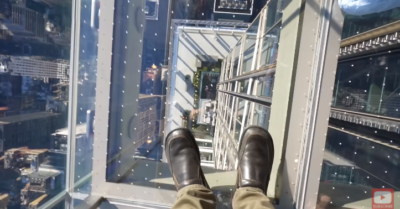Summit One Vanderbilt, NYC newest all-glass attraction, encourages 'no skirt' policy