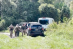 Brian Laundrie search: Police put up 'DO NOT CROSS' tape at Florida wildlife reserve