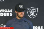 'Open up everything': Derek Carr believes that the NFL should make all private emails public