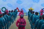 The movie 'Squid Game' attracts customers on Netflix with content that reflects the painful reality in China.