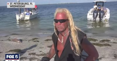 Dog the Bounty Hunter ends pursuit of Brian Laundrie after remains found