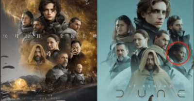 Chinese regime removes black actress from 'Dune' off movie promo posters