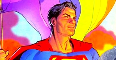 DC Comics changes Superman's traditional 'American Way' motto