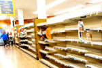 Supply chain crisis begins to generate food and commodity shortages and hoarding
