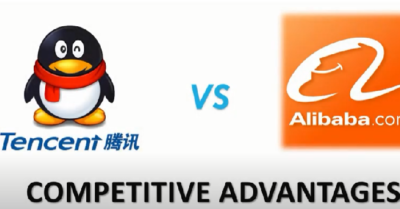 Alibaba and Tencent start exchanging their apps' ecosystem