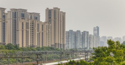 China: House prices in large cities decrease the first time since pandemic began