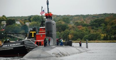 Maryland couple caught allegedly selling nuclear submarine secrets