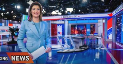 CBS anchor Norah O'Donnell might lose her evening news time slot