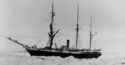 US finds sunken ship that hunted Nazi spies in the Arctic, cannot retrieve