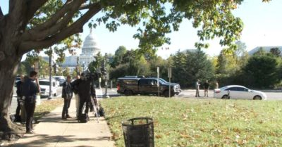 Capitol Hill on evacuation due to bomb threat