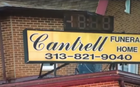 11 Infant Corpses Found Hidden in Detroit Funeral Home