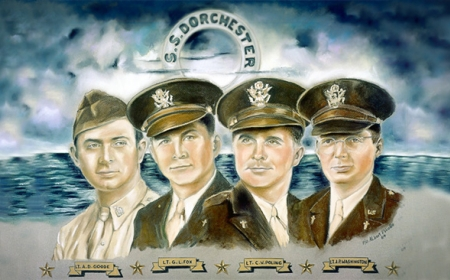Sacrificed for the lives of others, 4 valiants told a tale of the heroism