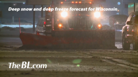 The BL news-Deep snow and deep freeze forecast for Wisconsin