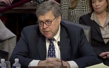Attorney General nominee William Barr would allow Mueller's probe to finish investigation