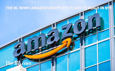 The BL News-Amazon drops plans to build in NYC
