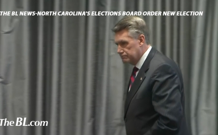 North Carolina's elections board order new election