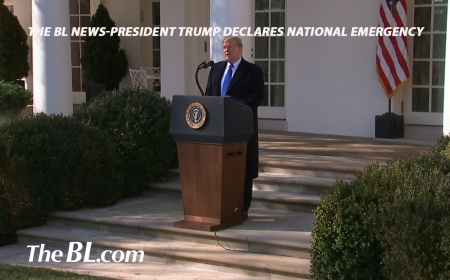 The BL News-President Trump declares National Emergency