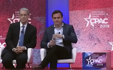 CPAC 2019 - How China is Using 5G & AI to Take Over the World
