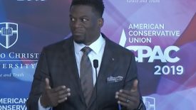 CPAC 2019 - Live from CPAC Stage at Colorado Christian University: Benjamin Watson