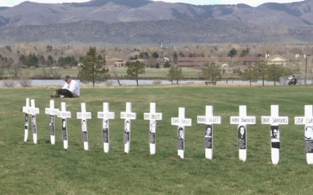 Columbine Shooting Anniversary