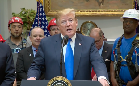 President Trump Delivers Remarks on United States 5G Deployment