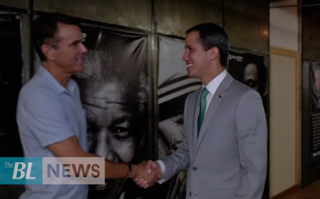 Guaidó claims support from 80-85% of armed forces