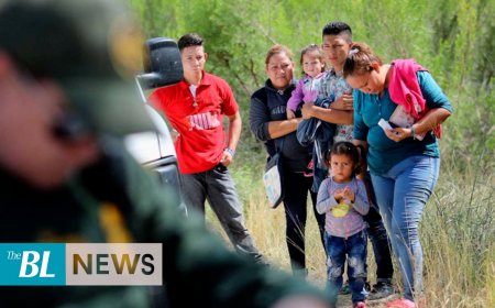 U.S.-Mexico border: U.S. authorities fight child and drug trafficking