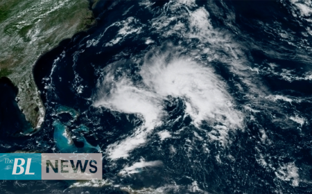 """Andrea"" could be the first storm of the season in the Atlantic"