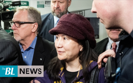 Detained Huawei CFO back in Canadian court