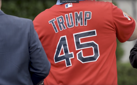 President Trump Hosts the 2018 World Series Champions, the Boston Red Sox