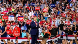 President Donald Trump GIGANTIC RALLY in Orlando Florida 2020 Election Launch