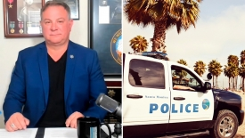 California comes through protecting Law Enforcement