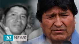 Controversial request by Evo Morales