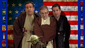 Day 3 Impeachment inquiry hearings – Republicans use the light side of the force