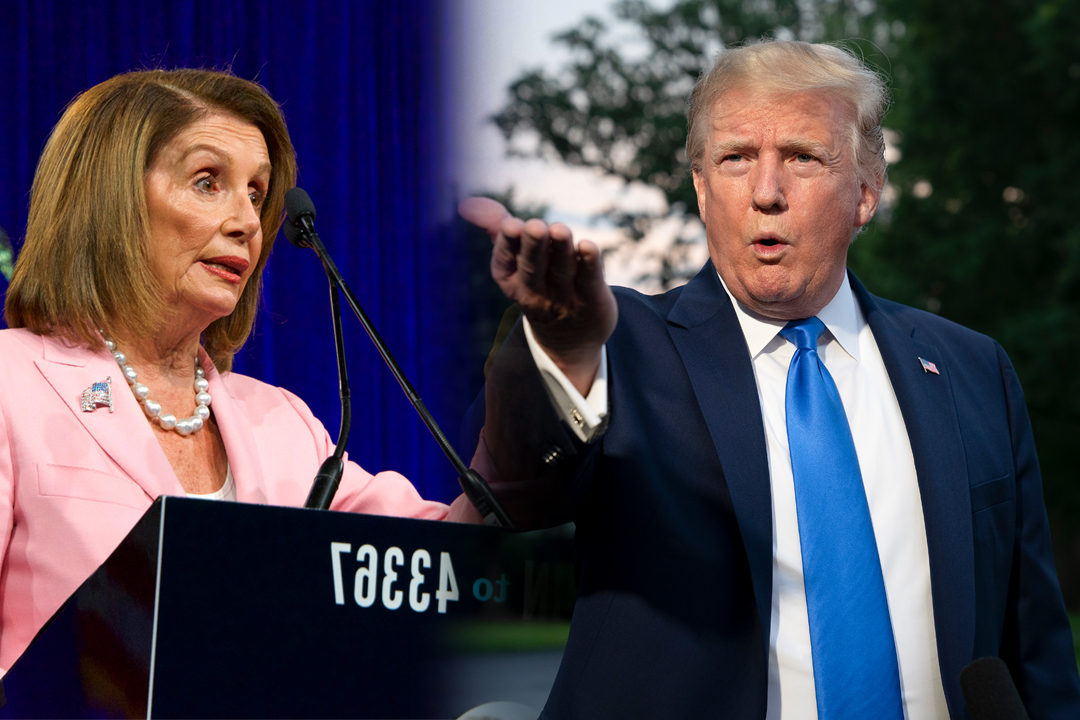 Nancy Pelosi is grossly incompetent - All she wants to do is focus on impeachment | TheBL.Com