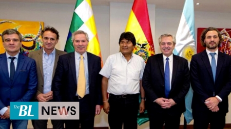 Argentina to block extradition of Evo Morales