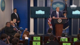09/27/20 President Trump holds a news conference
